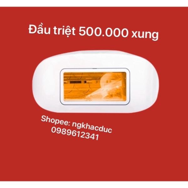 Hàng Có Sẵn -  Đầu Triệt Lông Qmele Vĩnh Viễn 500.000 Xung
