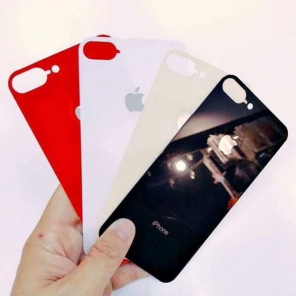 Giá Kính cường lực mặt sau Iphone 6, 6s, 6Plus, 6S Plus, 7, 7Plus, 8, 8Plus, X, Xr, XS