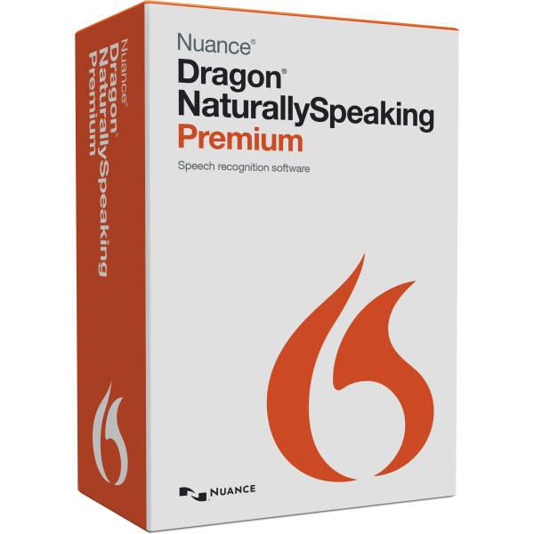 Bảng giá Phần mềm Nuance Dragon Naturally Speaking Premium 13 bản quyền Phong Vũ