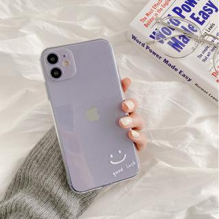 Ốp lưng iphone trong suốt good luck dành cho iphone 6 đến 12promax t75 shincase thumbnail