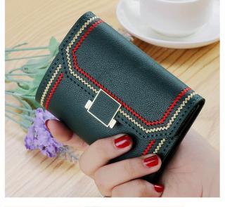 Ví nữ cầm tay nhỏ gọn nhiều ngăn tiện dụng, ví da đẹp cao cấp sang trọng LX0053 thumbnail