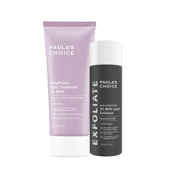 Bộ sản phẩm Paula's Choice loại bỏ tế bào chết nâng cao tốt nhất