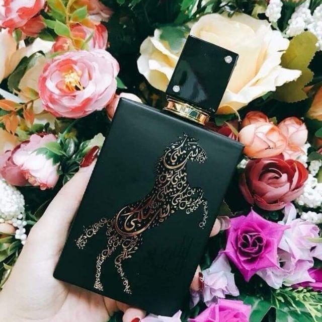 Nước hoa nội địa Dubai [Unisex] Lattafa Lail Maleki