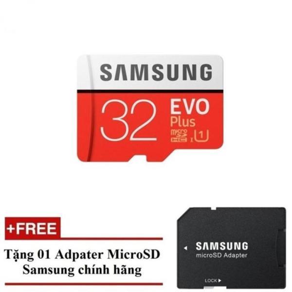 Xả kho Thẻ nhớ 32GB Samsung evo plus