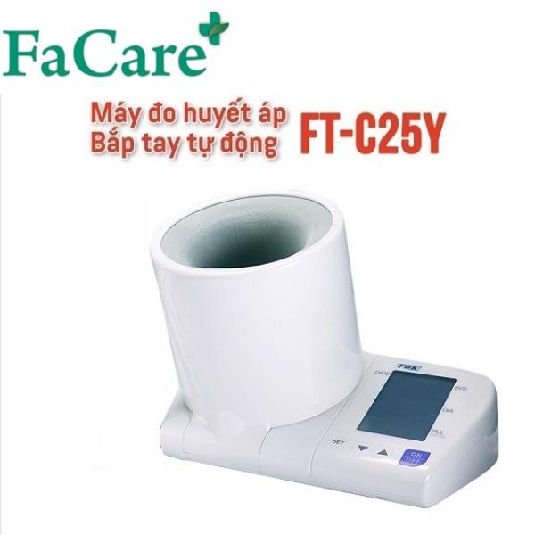 Nơi bán Máy đo huyết áp bắp tay FDK FT-C25Y - Bảo hành 5 năm