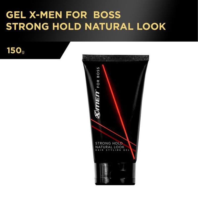 Gel vuốt tóc X-men for Boss 150g, cam kết sản phẩm đúng mô tả, chất lượng đảm bảo, an toàn cho người sử dụng giá rẻ