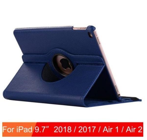 Bao da iPad Air Air2 iPad2017 iPad2018 xoay 360 độ