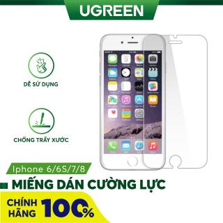 Miếng dán cường lực UGREEN cho điện thoại Iphone 6 6S 7 8 UGREEN 50946 - Hãng phân phối chính thức thumbnail