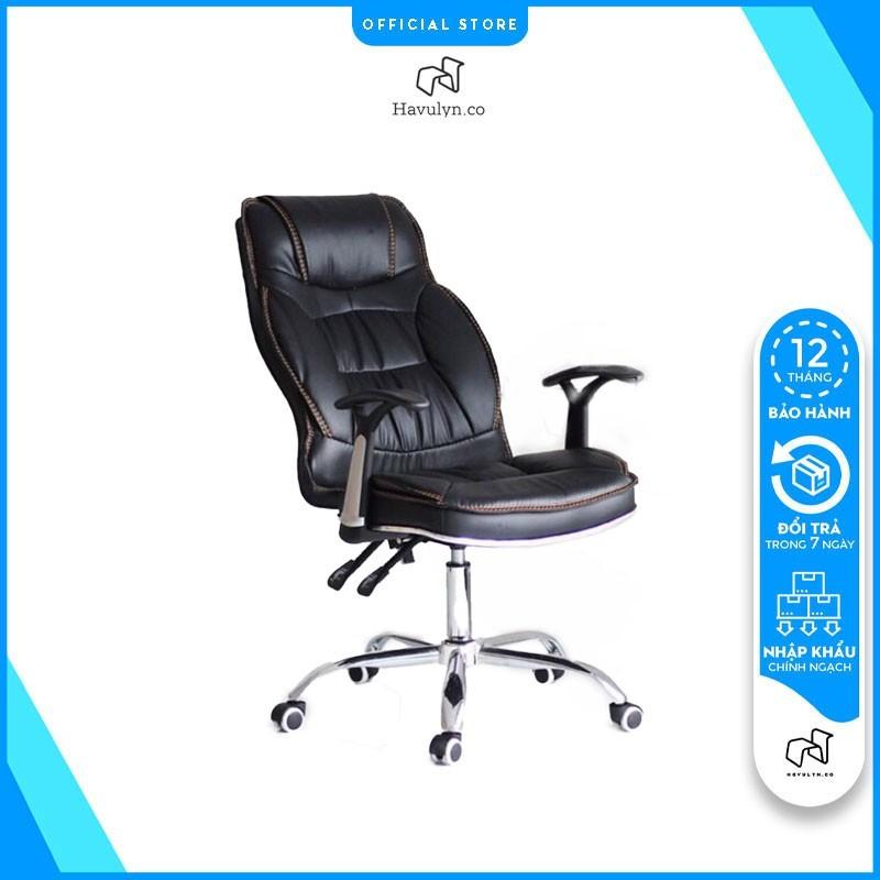 [TẶNG 50K] Ghế văn phòng gaming tựa lưng thư giãn ngả sâu 155 độ HAVULYN -VP14: ghế giám đốc, ghế làm việc giá rẻ