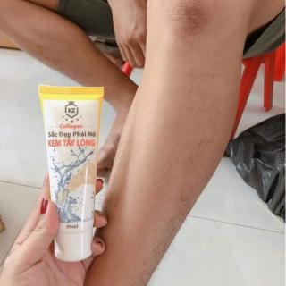 Sản phẩm kem tẩy lông Collagen cao cấp thumbnail