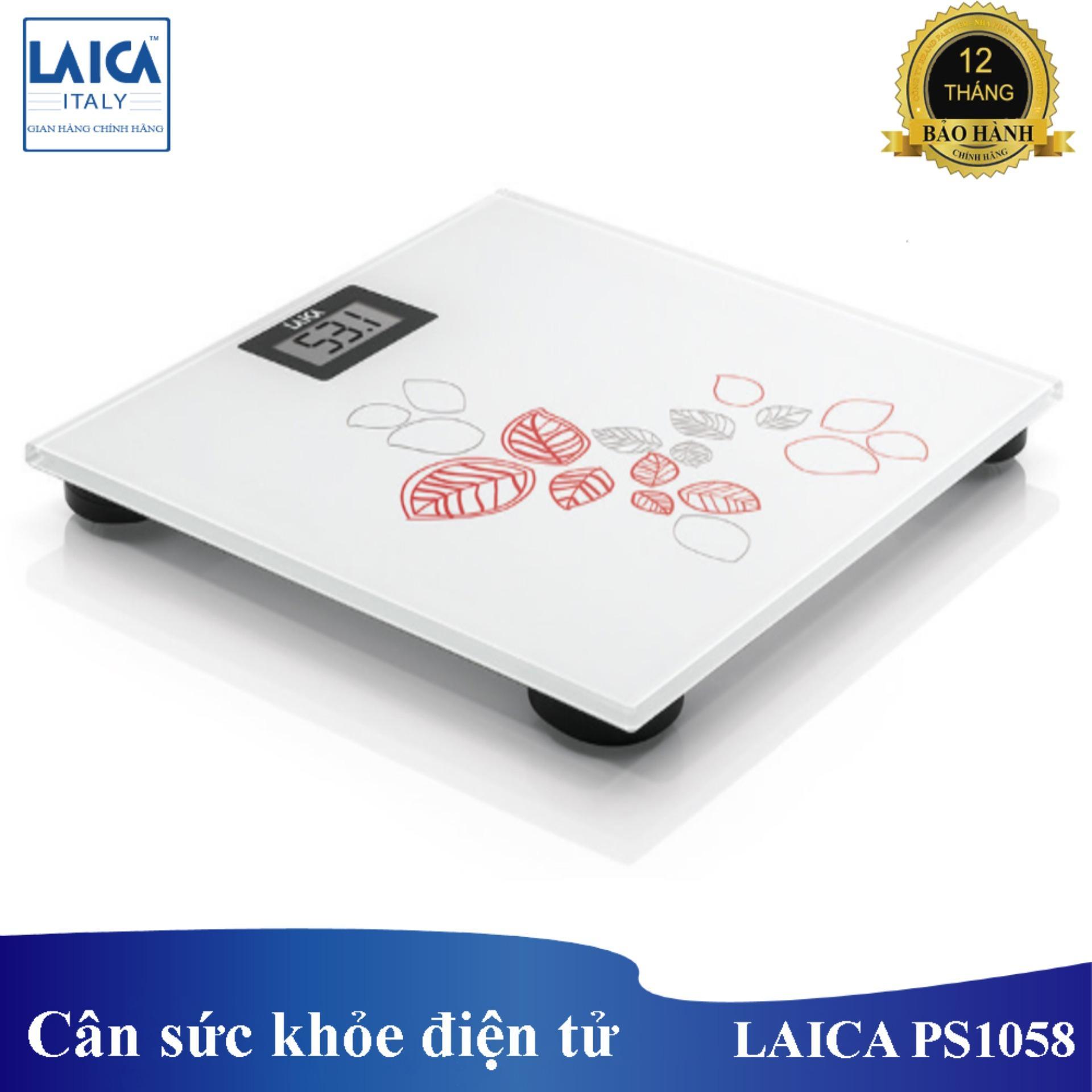 Cân Sức Khỏe điện Tử Laica LAICA PS1058 Bất Ngờ Ưu Đãi Giá