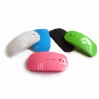 Chuột Quang không dây dùng pin đũa dễ thay thế giá rẻ thumbnail