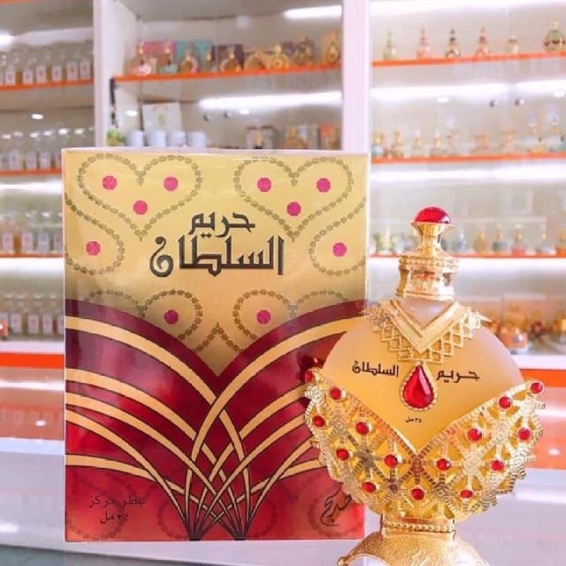 Nước hoa nội địa Dubai Hareem Al sultan