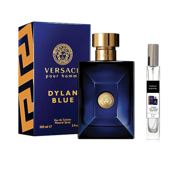 Chiết 10ml Versace Pour Homme Dylan Blue EDP for men