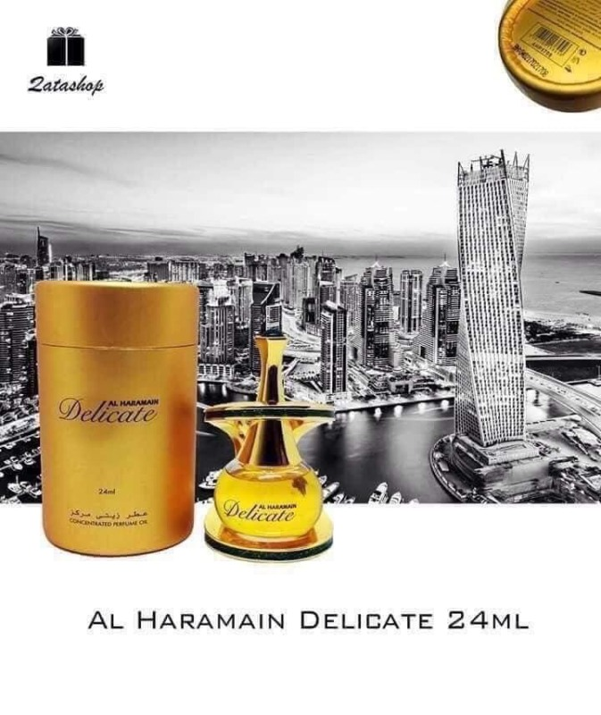 Tinh Dầu Nước Hoa Dubai Delicate Haramain