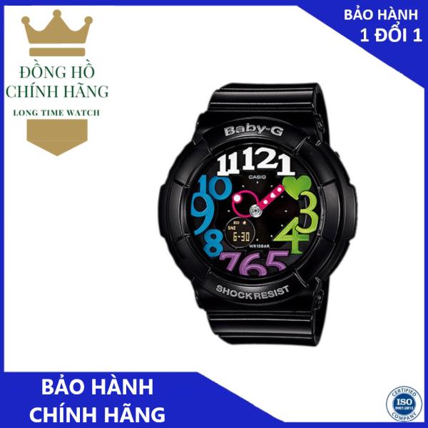 Đồng Hồ Casio Nữ BGA-131-1B2DR Chính Hãng