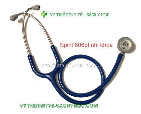 Ống nghe spirit nhi 606pf /Ống nghe y tế 2 mặt dòng Deluxe CK-S606PF