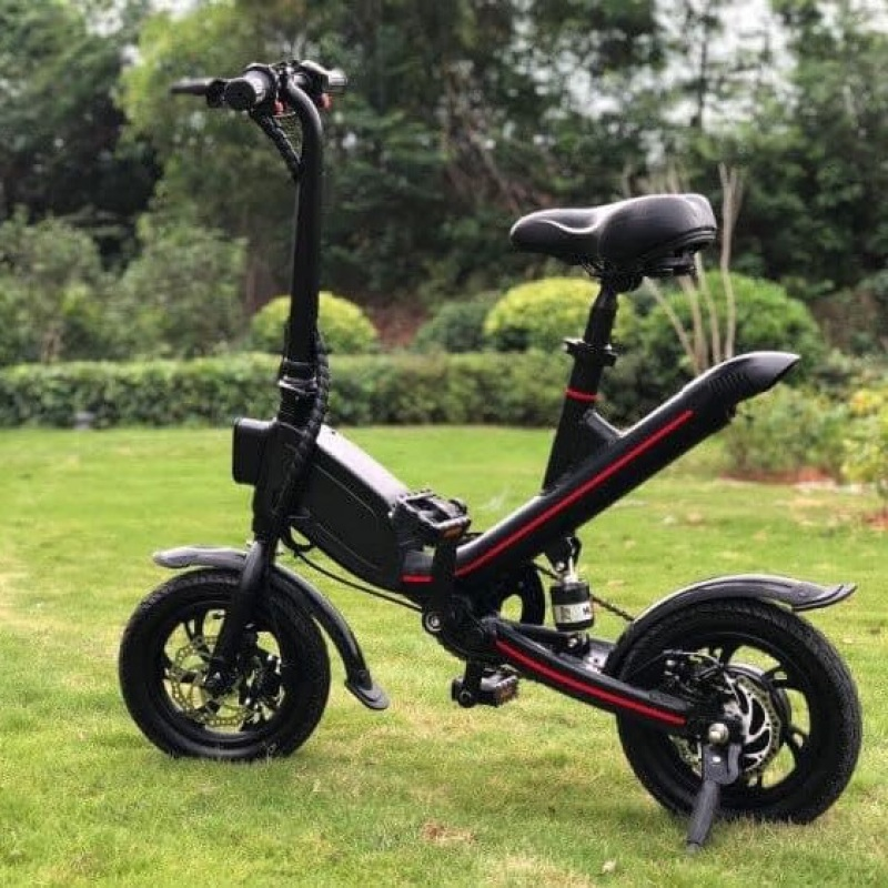 Phân phối Xe đạp điện năng động tiện lợi