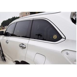 Combo 2 Logo huy hiệu VIP của hãng Honda và logo đơn dành cho ô tô, xe máy kích thước 5.5cm x 5.5cm 5