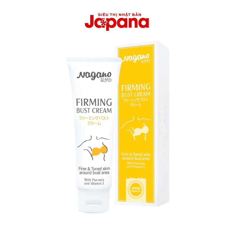 Kem nâng ngực Nagano Firming Bust Cream 100ml cao cấp