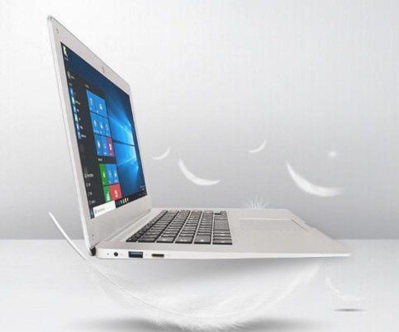 Laptop Fanless Weipai S17 14 inch Windows 10 + Android 7.1 chip Intel lõi tứ Z8350 1.92GHz 2GB RAM 32GB - Tặng kèm chuột không dây + USB Hub