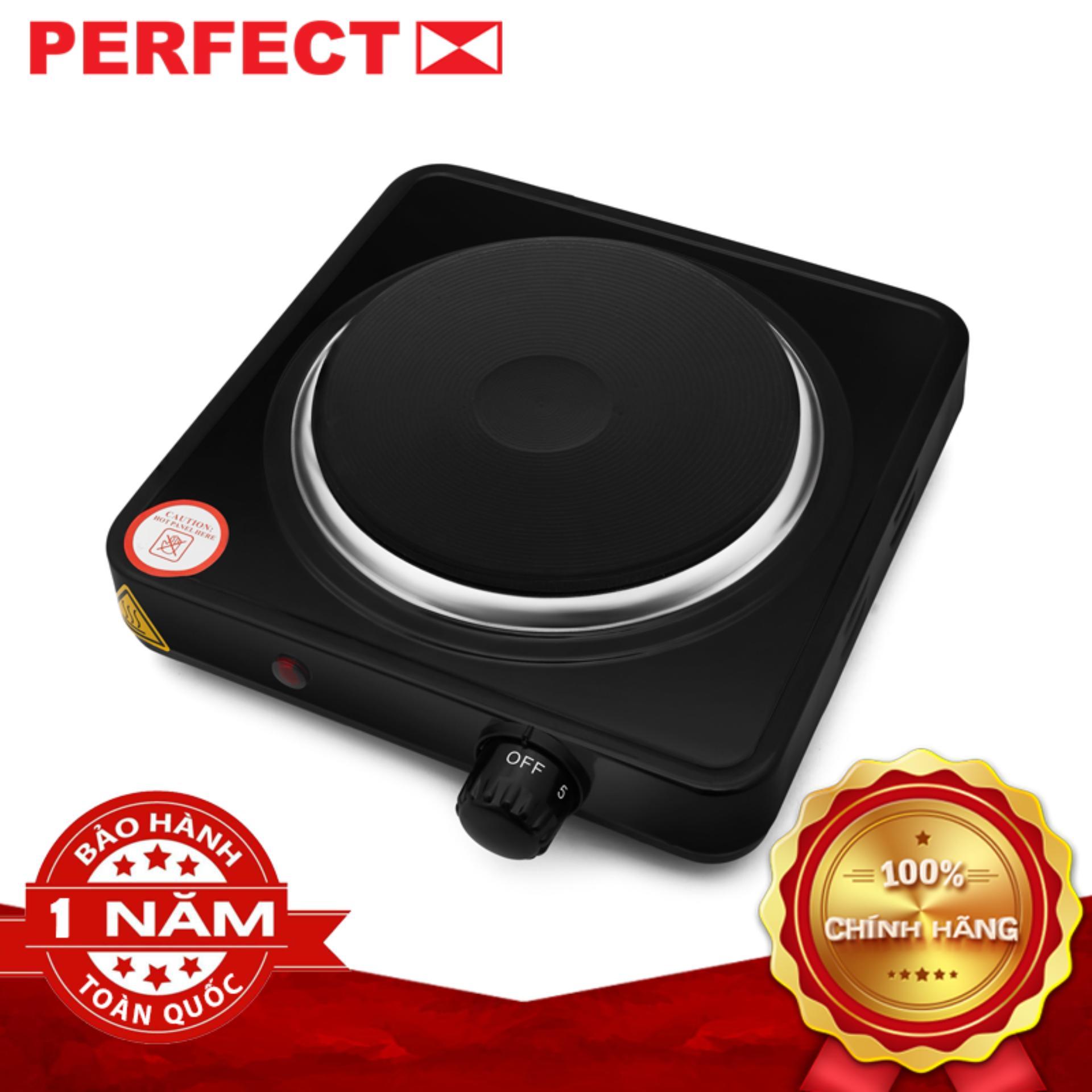 Voucher Ưu Đãi Bếp điện đơn Perfect PF-HP789-1 - Hàng Phân Phối Chính Hãng