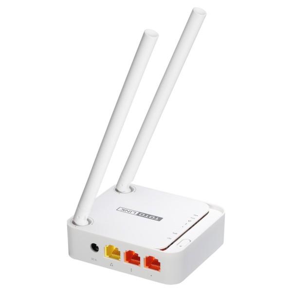 Phát sóng wifi Totolink N200RE v5 - kèm kích sóng Wi-Fi chuẩn N 300Mbps