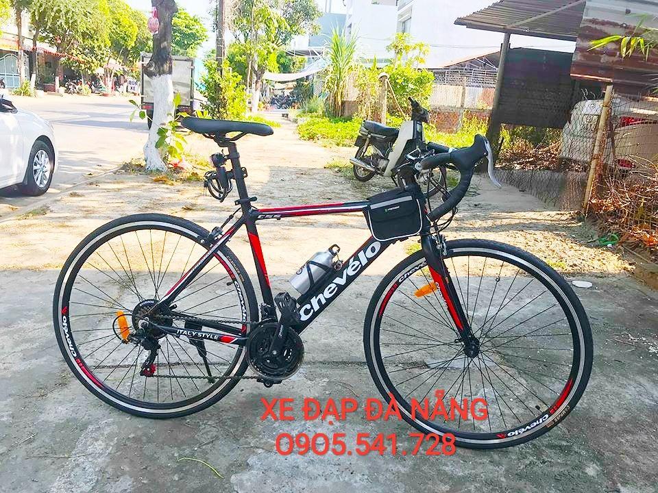 Mua Xe đạp đua Chevélo khung nhôm nhập khẩu từ Thái Lan