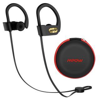 Tai Nghe Headphone Earbub Chống Nước IPX7 MPOW Bluetooth Đàm Thoại Cao Cấp - Hãng Phân Phối Chính Thức thumbnail