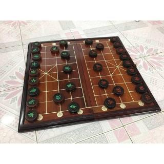bộ bàn cờ tướng gỗ trắc thumbnail