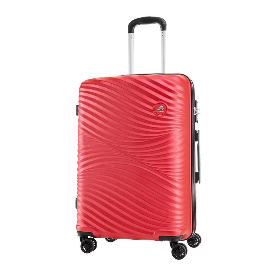 Vali nhựa Kamiliant Waikiki TSA - Size 67/24 - Màu Đỏ