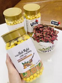 [Freeship + Qùa tặng] Viên tinh nghệ mật ong - Thảo dược Mộc Nhan 500g (MQ Shop NO1) thumbnail