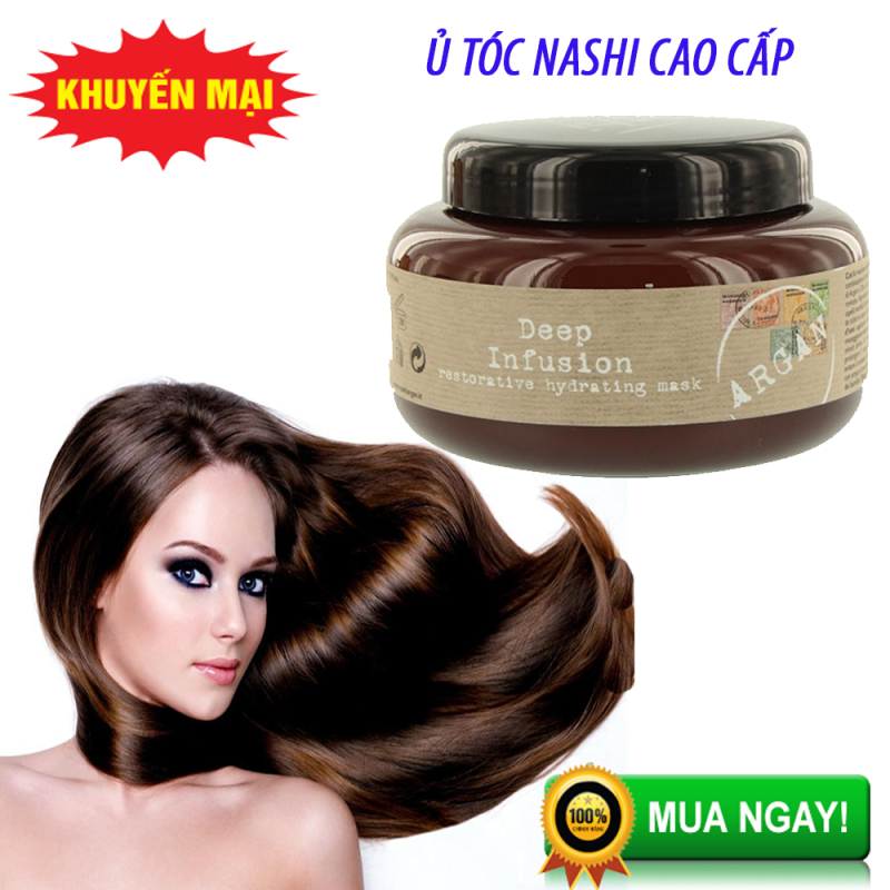 Dầu Ủ Tóc Tại Nhà ,Hấp Tóc giúp phục hồi tóc hư tổn, tái tạo cấu trúc tóc, giúp bóng tóc và mềm mượt- MUA NGAY