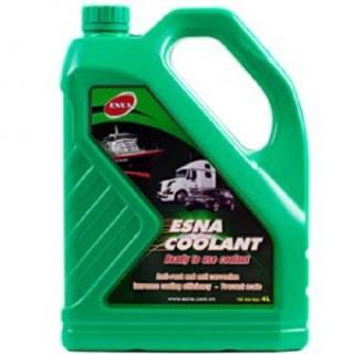 Nước làm mát động cơ ô tô và xe máy Esna Coolant 4L thumbnail