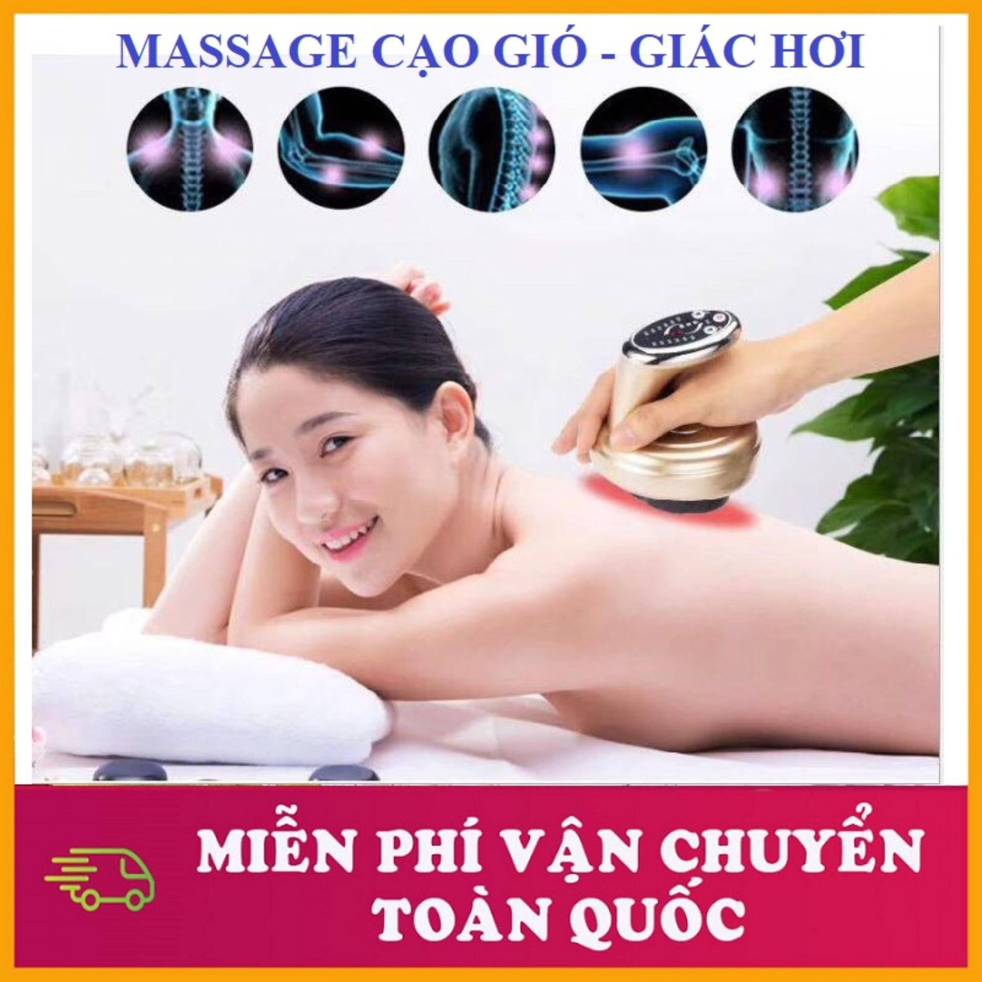 cách massage bụng, MÁY CẠO GIÓ GIÁC HƠI 6181 Loại Tốt, sản phẩm thích hợp làm ấm toàn thân, cạo gió dọc thăn lưng, châm cứu, massage lưu thông máu huyết, giảm sưng đau các khớp…