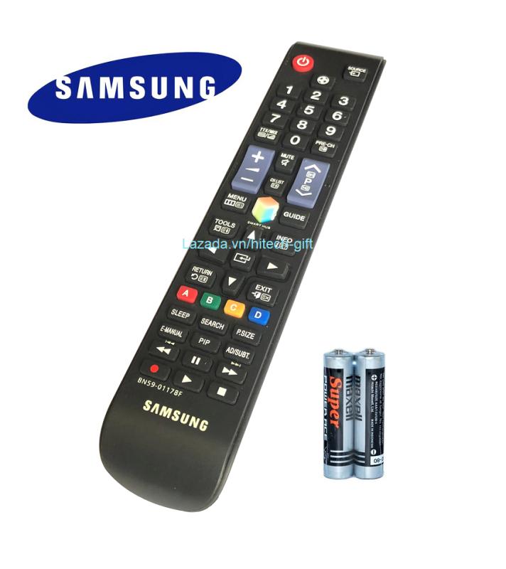 Bảng giá Remote TV SAMSUNG BN59-01178F - Điều Khiển Smart Tivi, Internet TV SAMSUNG