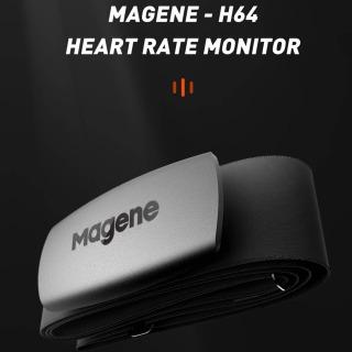 Dây Đo Nhịp Tim Magene Kết Nối Ant + Bluetooth Tương Thích Đồng Hồ Magene , Garmin , IGPSPORT ... thumbnail