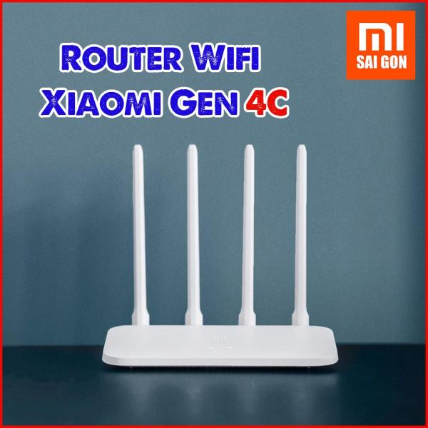 Bảng giá Router Wifi Xiaomi Gen 4C Phong Vũ