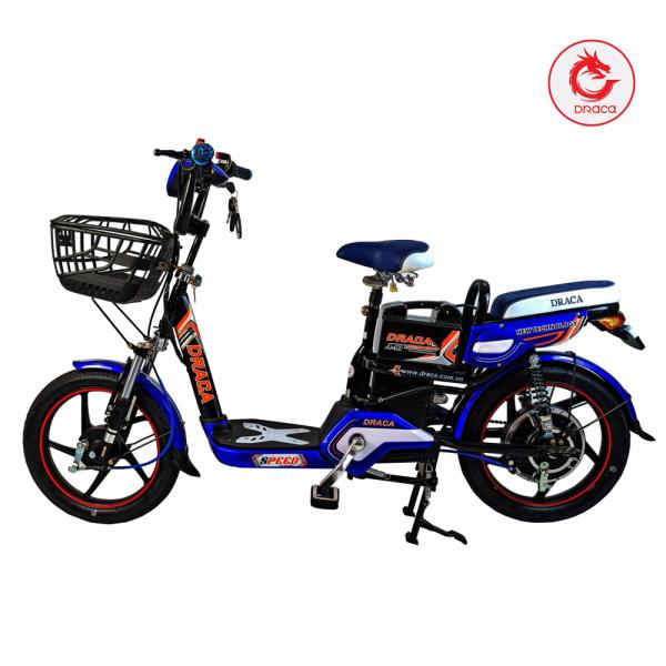 Mua Xe đạp điện Draca A10 - Vạn Ích Tân Châu