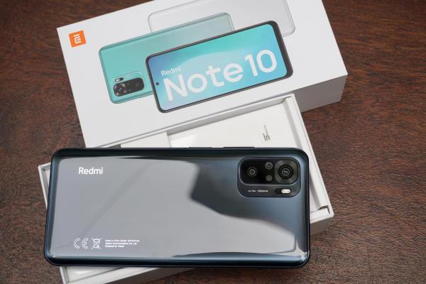 Điện thoại Xiaomi Redmi Note 10 64GB/128GB - Pin 5000mAh - Snapdragon 678- bh 18 tháng