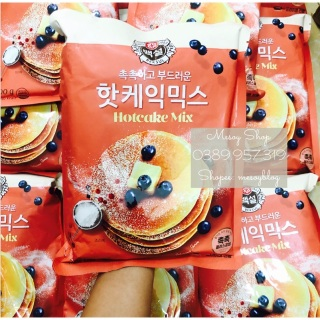 Bột bánh CJ hotcake mix Hàn Quốc cho bé trên 1 tuổi thumbnail