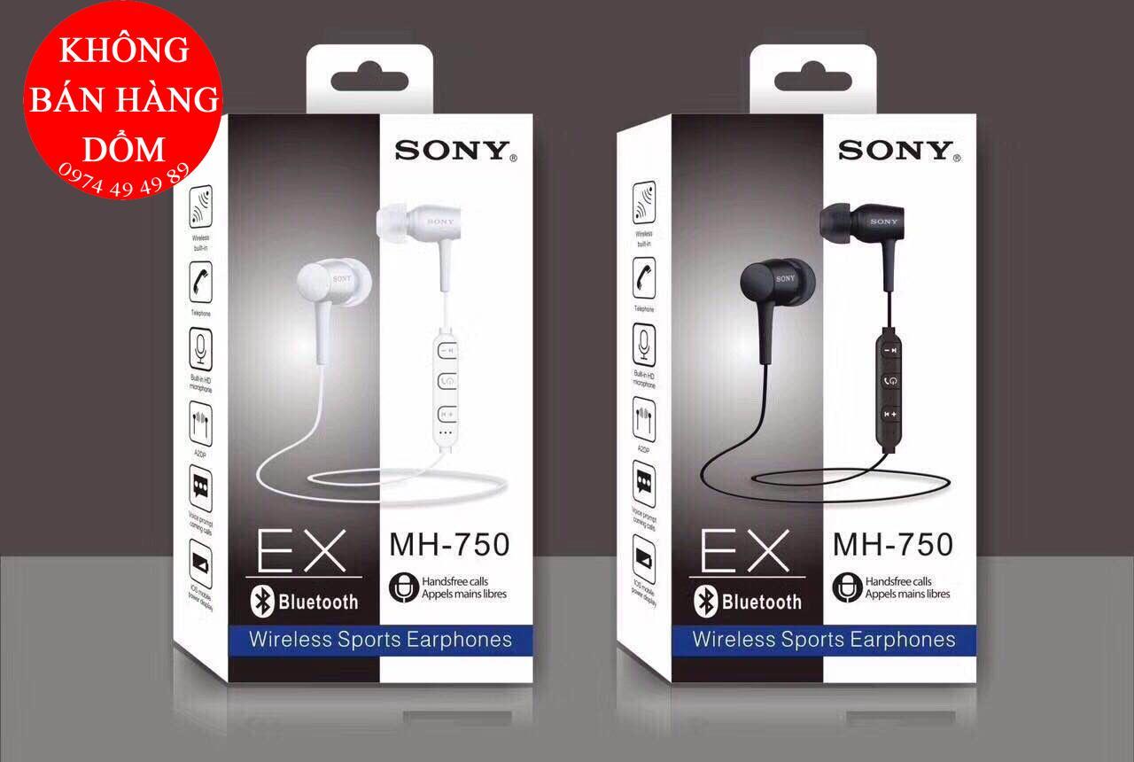 Tai Nghe Bluetooth Sony MH-750 Fullbox Nghe Nhạc Cực Đỉnh