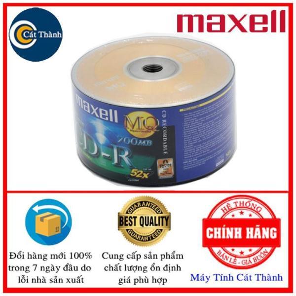 Bảng giá Bộ 50 đĩa CD trắng MAXCELL Phong Vũ