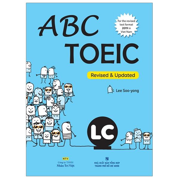Fahasa - ABC Toeic - LC (Revised & Updated)