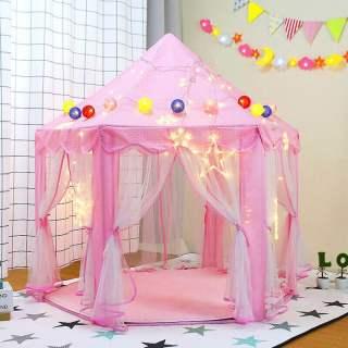 Lều công chúa - Hoàng tử cho bé thumbnail