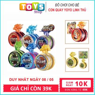 YoYo Linh Thú, đồ chơi con quay cho bé thumbnail
