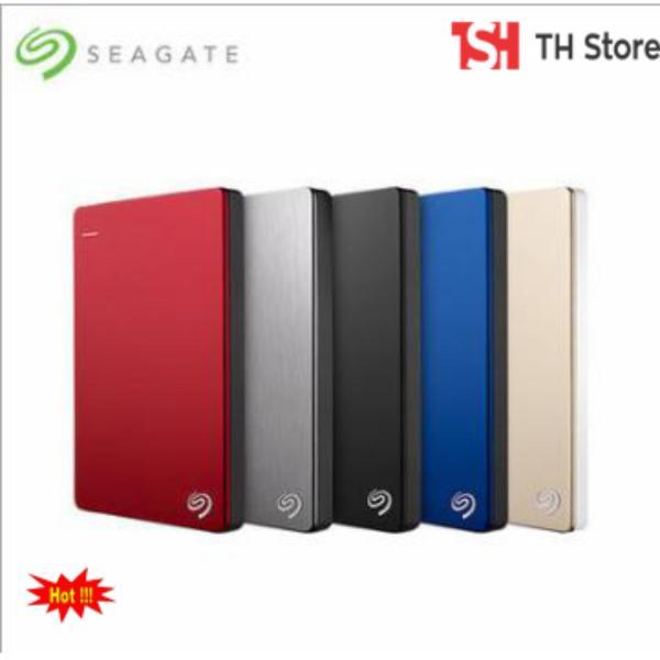 Bảng giá Ổ Cứng Di Động Seagate Backup Plus Slim 2.5Inch 1TB USB 3.0 có Tặng Túi Chống Sốc, Màu Sắc Đa Dạng, Thiết Kế Nhỏ Gọn Tiện Dụng Phong Vũ