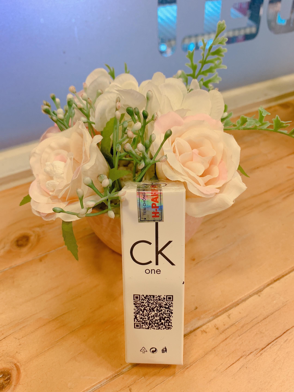 CK One Calvin Klein Tinh dầu thơm từ Pháp Hparfum (Mùi nữ)