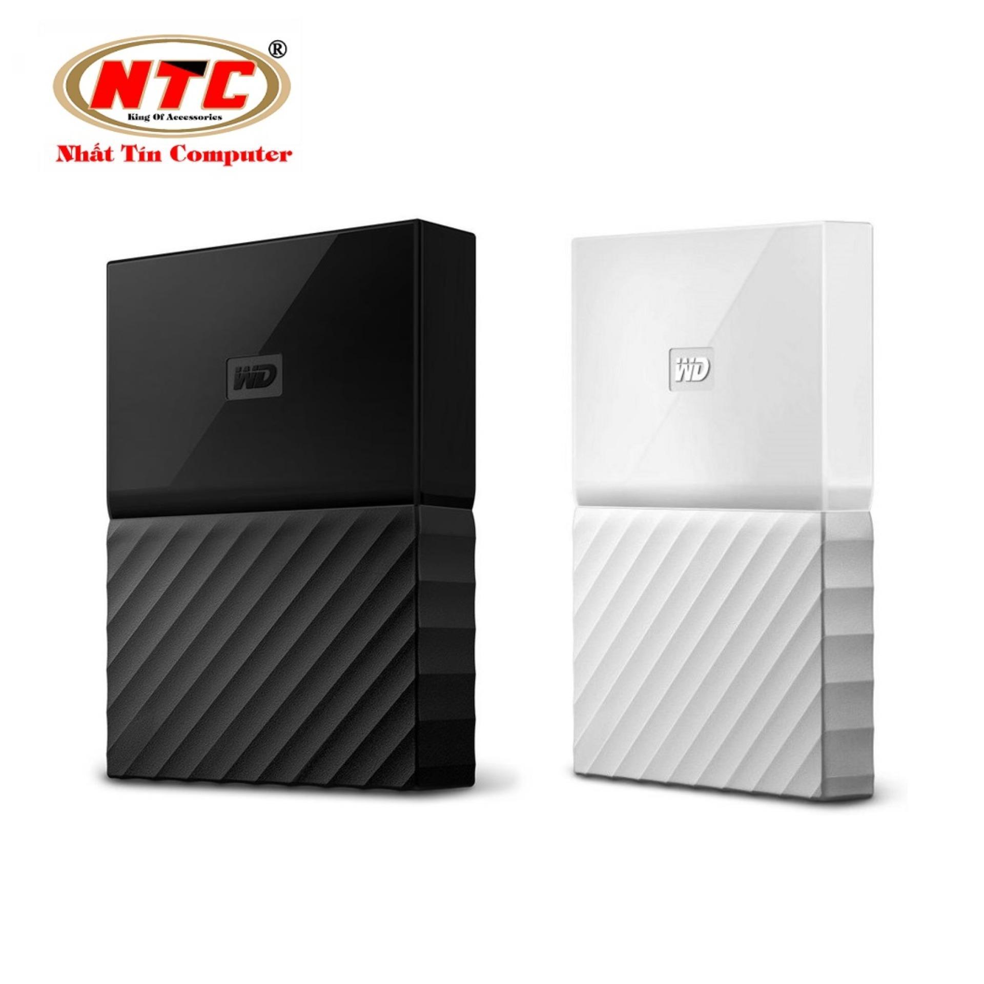 Ổ cứng di động HDD Western Digital My Passport 2TB - Bảo hành 36 tháng