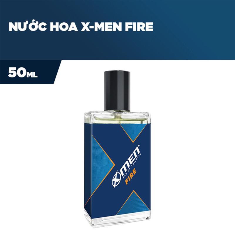Nước hoa XMEN FIRE 50ml